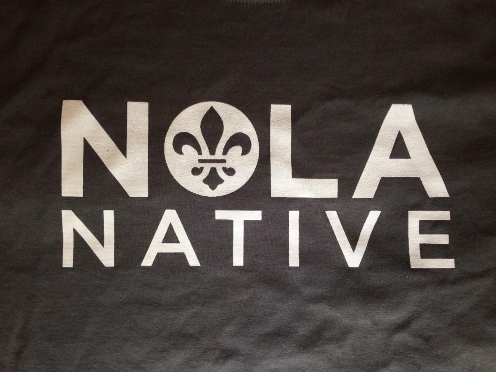 NOLA NATIVE T SHIRT - ...